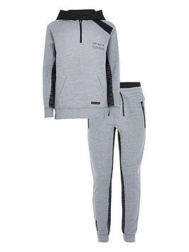 river-island-ri-active-grey-blocked-set