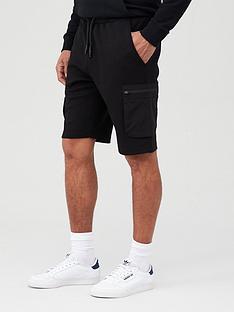 v-by-very-fashion-cargo-jog-short-black