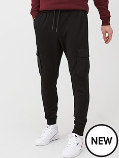 v-by-very-cargo-pocket-joggers-black