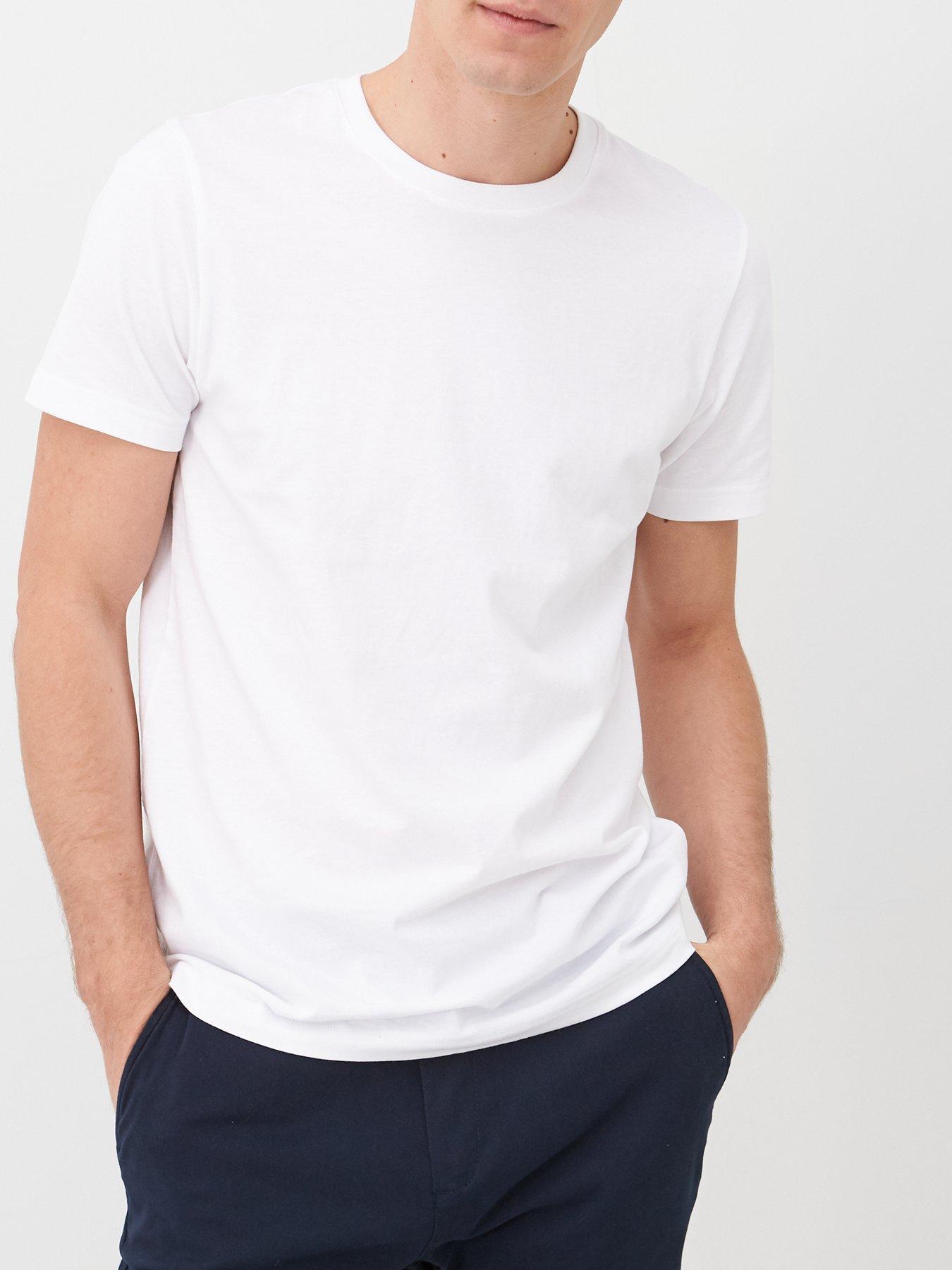 Men 100/% Pure Silk T-Shirt Top Knitted Leisure Crew Neck Shirts Long Sleeve Soft