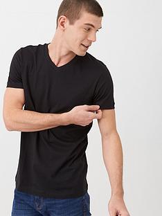 v-by-very-essentials-v-neck-t-shirt-black