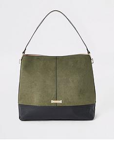 river-island-river-island-clean-bar-side-slouch--khaki