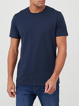 v-by-very-crew-t-shirt-navy