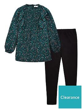 v-by-very-girls-animal-print-ruffle-dress-and-legging-set