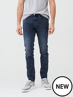 river-island-dark-blue-dylan-slim-fit-jeans