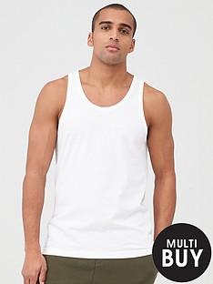 v-by-very-essentials-vest-white