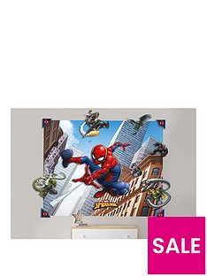 walltastic-spider-man-3d-pop-out-wall-mural