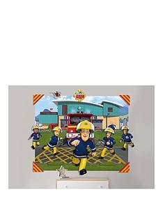 walltastic-fireman-sam-3d-pop-out-wall-mural