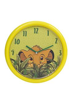 disney-disney-lion-king-simba-wall-clock-with-glow-in-the-dark-dial