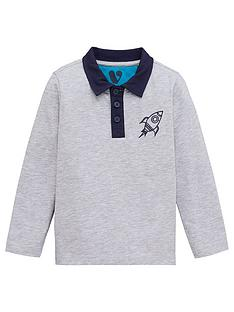 v-by-very-boys-rocket-embroidered-long-sleeved-polo-shirt-grey