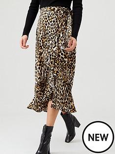 v-by-very-printed-wrap-midi-skirt-animal
