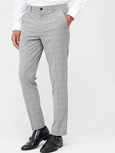 very-man-checked-suit-trousers-grey