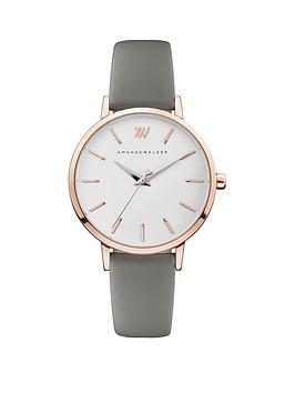 amanda-walker-amanda-walker-kate-silver-and-rose-gold-detail-dial-grey-leather-strap-ladies-watch