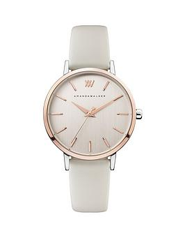 amanda-walker-amanda-walker-kate-silver-sunray-and-rose-gold-detail-dial-nude-leather-strap-ladies-watch
