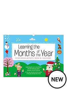 personalised-a4-months-of-the-year-activity-book