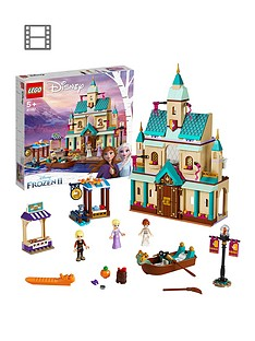 lego-disney-41167-arendelle-castle-village-with-princess-anna