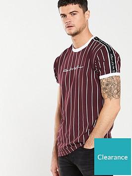 kings-will-dream-rifton-t-shirt-burgundy