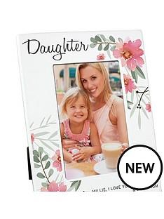 personalised-tropical-pink-photo-frame-dropdown-for-nan-mum-sister-etc