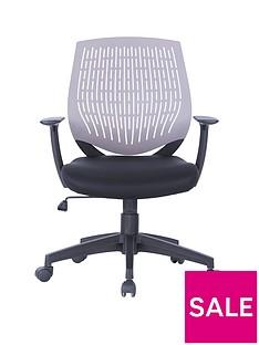 alphason-malibu-office-chair-grey