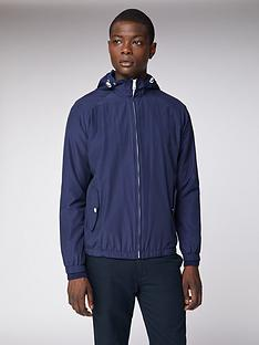 ben-sherman-hooded-jacket-navy