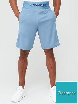 calvin-klein-performance-performance-7-inch-knit-shorts-blue