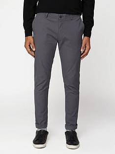 ben-sherman-slim-stretch-chinos-dark-grey