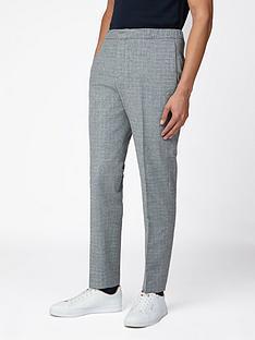 ben-sherman-broken-check-trouser-light-grey