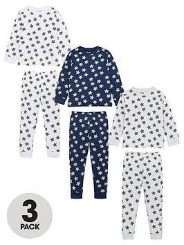 v-by-very-3-pack-star-pyjamas-multi