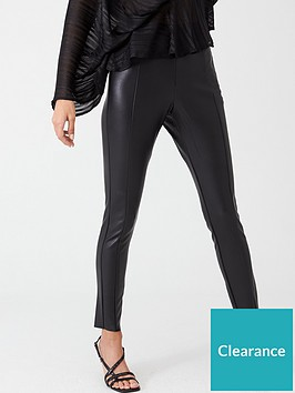 wallis-faux-leather-legging-black