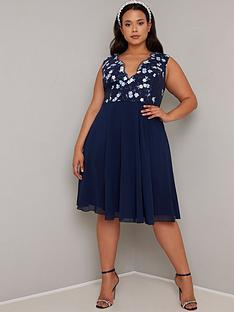 chi-chi-london-curve-samar-dress-navy