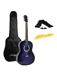 martin-smith-martin-smith-w-100-full-size-acoustic-guitar-blue