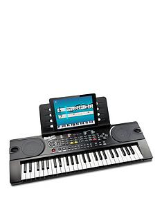 rockjam-rj549-rockjam-49-key-portable-keyboard-piano-with-sheet-music-stand-amp-keynote-stickers