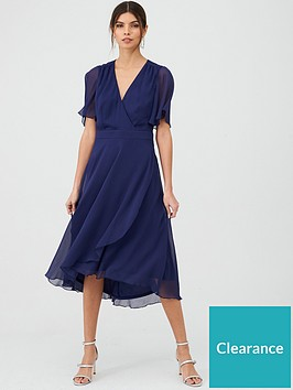 v-by-very-soft-wrap-woven-dress-navy