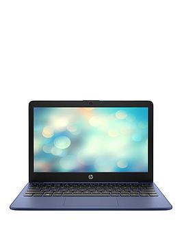 hp-stream-11-ak0000na-intel-celeron-2gb-ram-32gb-ssd-116-inch-hd-laptop-blue-with-microsoft-office-personal-365-included