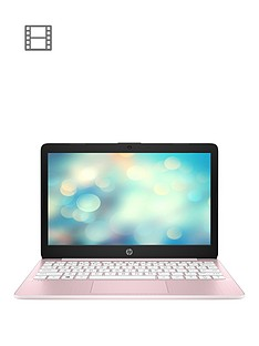 hp-stream-11-ak0000na-intel-celeron-2gb-ram-32gb-ssd-116in-hd-laptop-pink-with-microsoft-office-personal-365-included