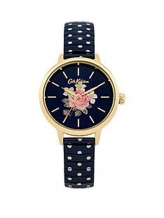 cath-kidston-cath-kidston-richmond-rose-blue-dial-blue-polka-dot-expander-ladies-watch