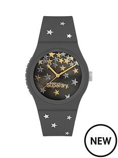 superdry-superdry-urban-star-grey-strar-printed-dial-grey-star-printed-silicone-strap-ladies-watch