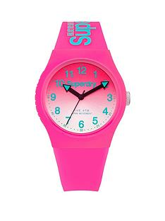 superdry-superdy-urban-laser-pink-graduated-dial-pink-silicone-strap-ladies-watch