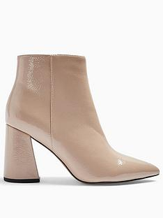 topshop-point-ankle-boots-taupe