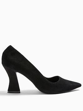 topshop-flared-heel-court-shoes-black