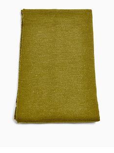 topshop-topshop-lightweight-scarf-khaki