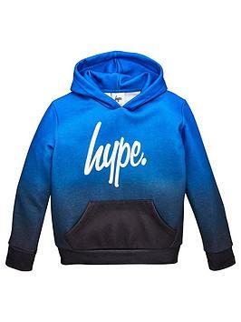 hype-boys-fade-script-hoodie-blue