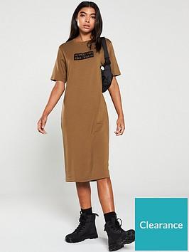 superdry-edit-midi-t-shirt-dress-khaki
