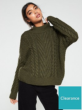 superdry-dallas-chunky-cable-knit-jumper-khakinbsp