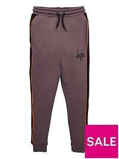hype-boys-panel-jog-pants-grey