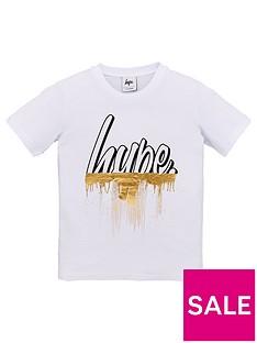 hype-boys-foil-drip-fade-t-shirt-white