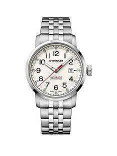 wenger-wenger-swiss-made-limited-edition-cream-sapphire-glass-automatic-42mm-date-dial-stainless-steel-bracelet-mens-watch