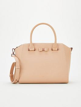 ted-baker-daryyl-bow-detail-tote-taupe