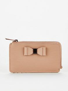 ted-baker-blueb-bow-detail-card-holder-taupe