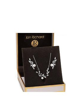 jon-richard-jon-richard-cubic-zirconia-vine-with-pearl-set